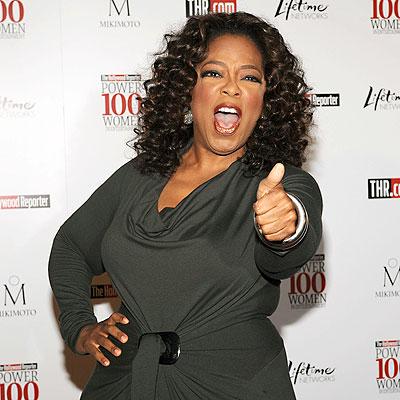 oprah winfrey show pictures. Oprah Winfrey Show on her