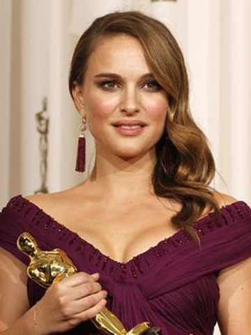 2011 Oscar- Natalie Portman